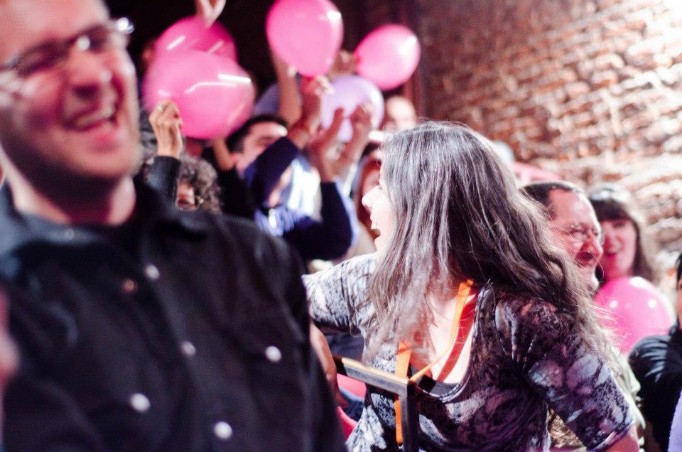 ELTI Argentina 2012 (Sol Shiller)
