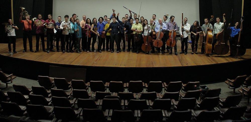 Orquestra para a Jovem Brasília