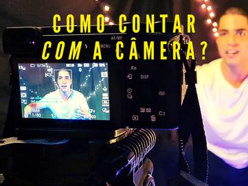 """JORGE MARINHO E A OFICINA """"COMO CONTAR COM A CÂMERA?"""""""