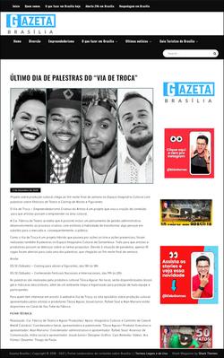 Josuel Junior - Entrevistas e Matérias