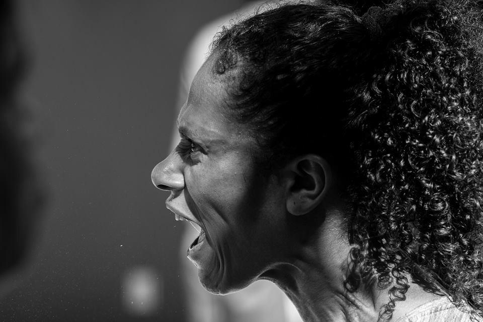 Maria Eleide em foto de Humberto Araújo (Cena 2017)