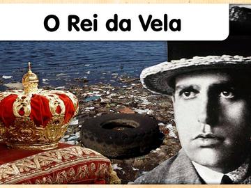"""PODCAST DISCUTE """"O REI DA VELA"""" - CLÁSSICO DE OSWALD DE ANDRADE"""