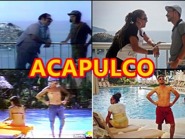 QUATRO DIAS NO HOTEL DO CHAVES E CHAPOLIN EM ACAPULCO