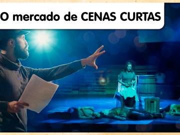O MERCADO DE CENAS CURTAS