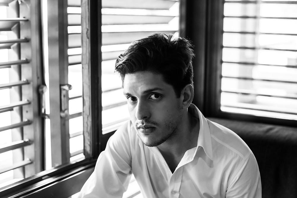 Matheus Avlis - Foto de Sá Silveira