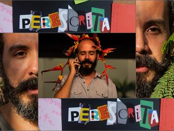 PERESCRITA - ATELIÊ DE ESCRITA COM LEONARDO SHAMAH