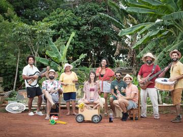CHARRETINHA DO FORRÓ - UMA PEDRADA MUSICAL