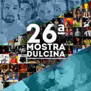 Fyer promocional da 26ª Mostra Dulcina, 2017