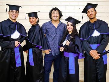 PROFESSOR DE ARTES DO DF FAZ AÇÃO NO CED 06 DE TAGUATINGA
