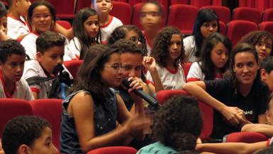 PROJETO DE ARTE-EDUCAÇÃO PARA ESCOLAS PÚBLICAS DO DF