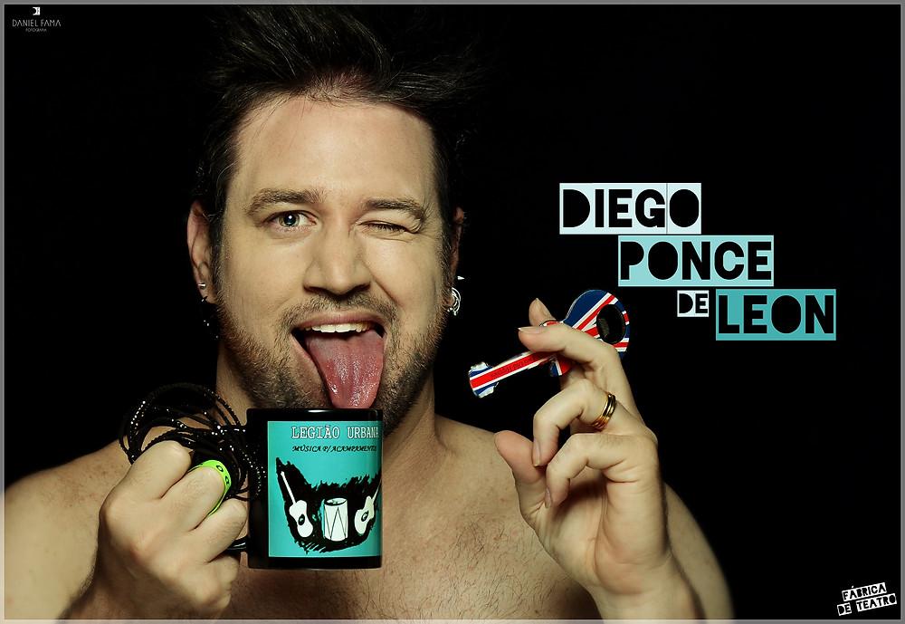 Diego Ponce em foto de Daniel Fama