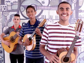 ALMOÇO MUSICAL - TERRAÇO SHOPPING TERÁ RODAS DE CHORO