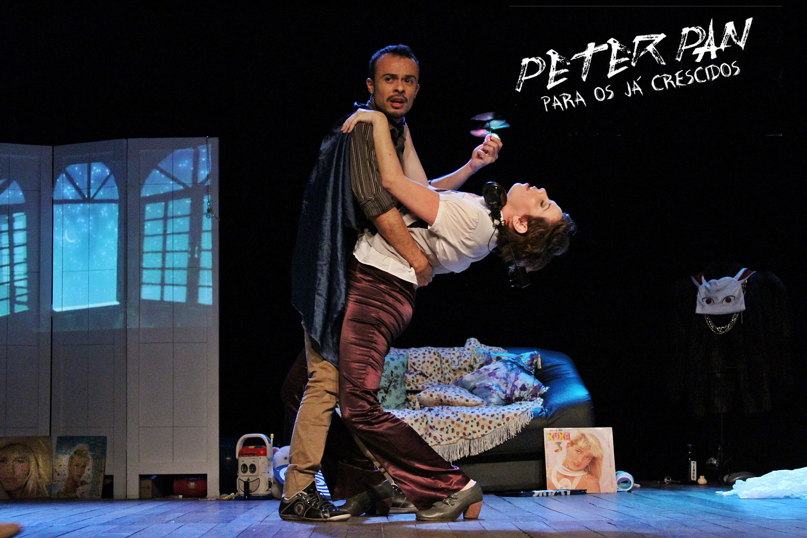 PETER PAN - Espetáculo Teatral