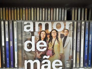 O FIM DE UMA ERA: CD'S DE NOVELAS DEIXAM DE SER PRODUZIDOS PELA SOM LIVRE
