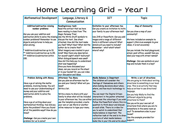 HomelearninggridYEAR1Week6.jpg