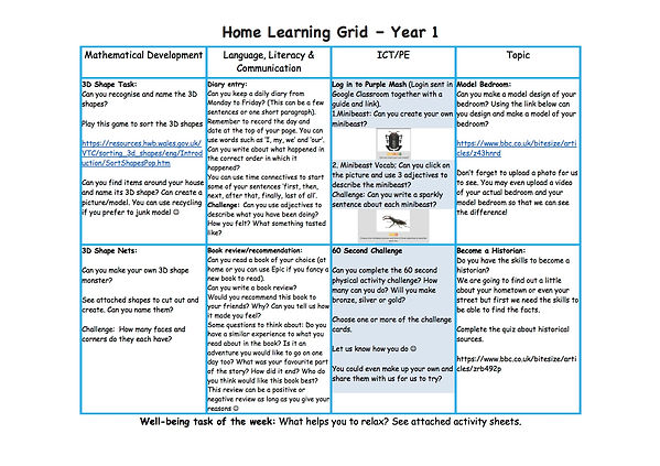 Home learning grid YEAR 1 Week 8.jpg