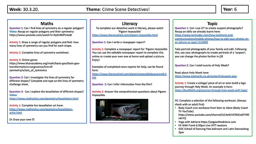 Year 6 Home Learning Week 2 30.3.jpg