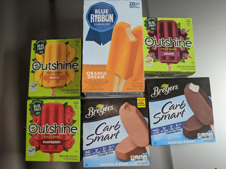 Flavor(s) of the day