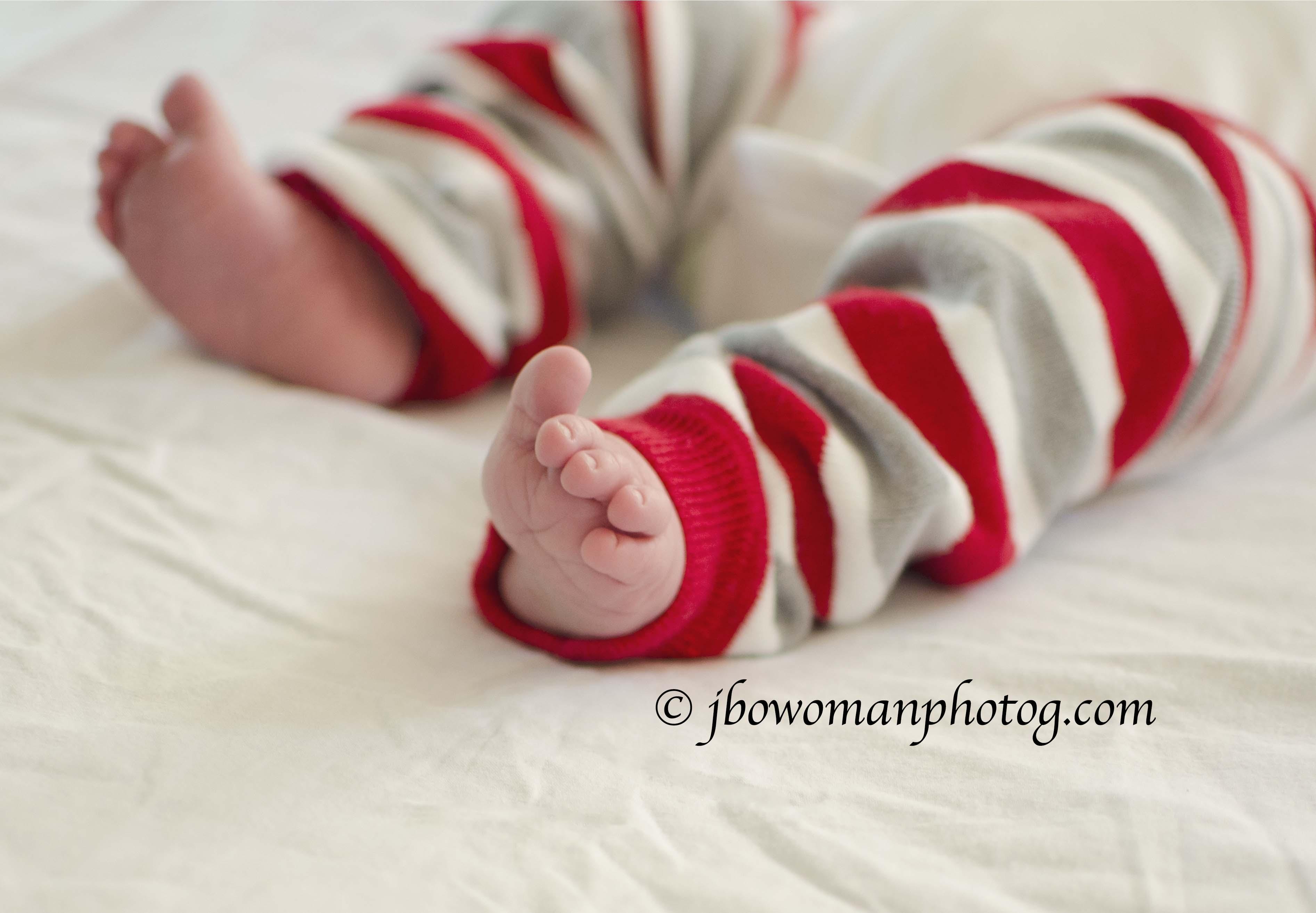 Buckeye Toes
