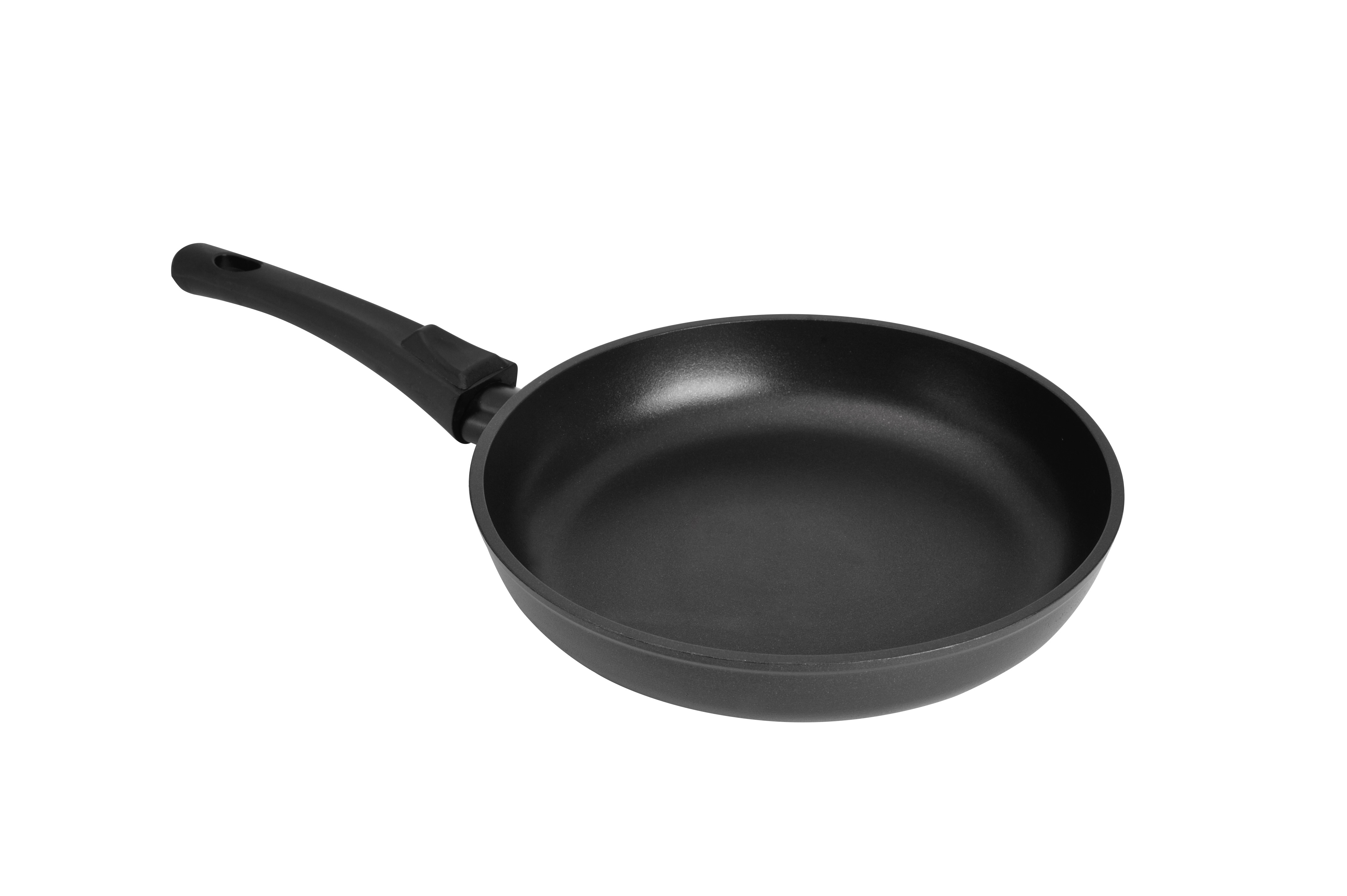 Сковорода Классик низ/борт, съем/руч