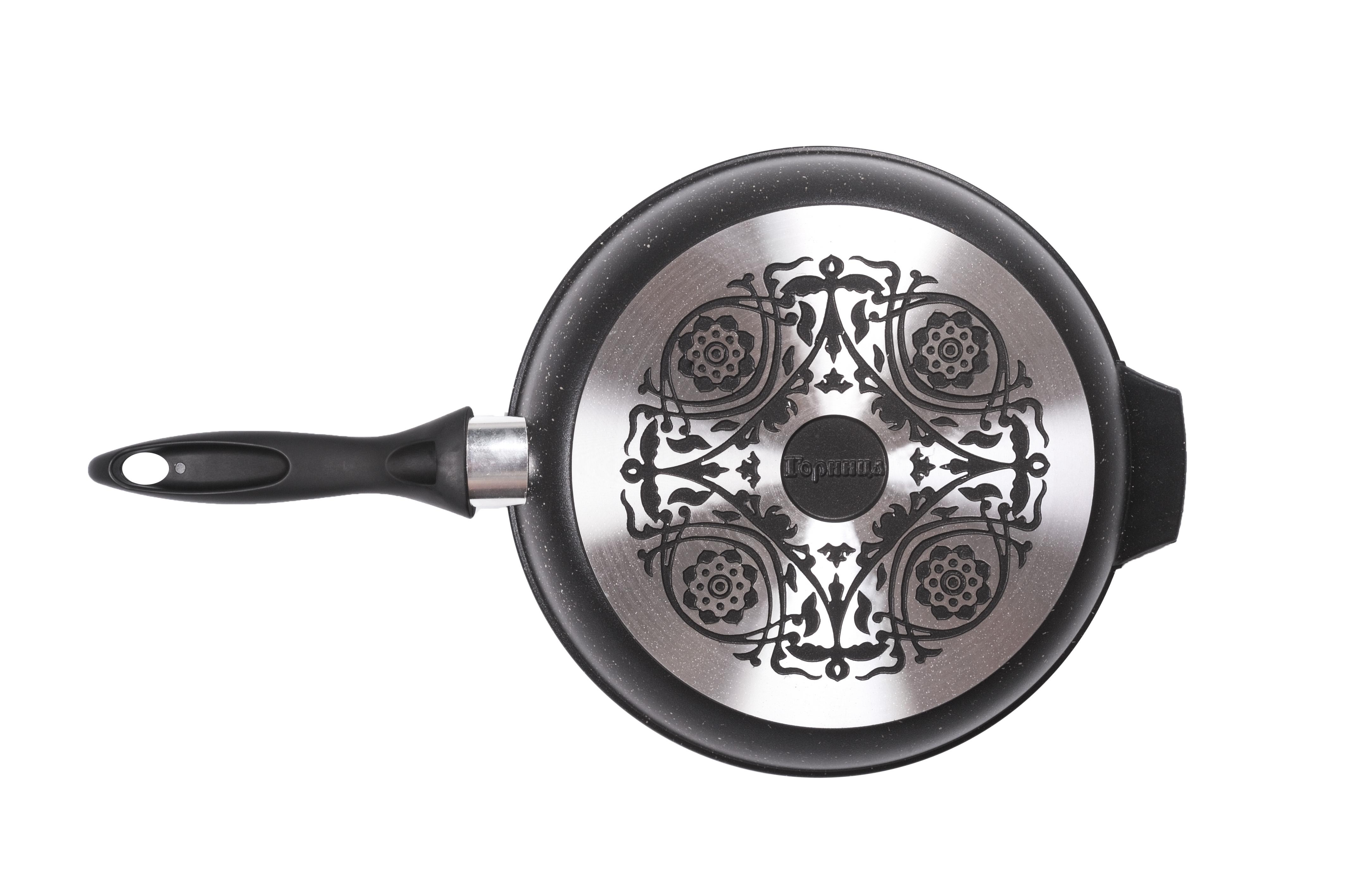 Дно сковороды серии Гранит