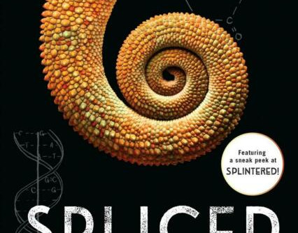 Spliced is now out in paperback!