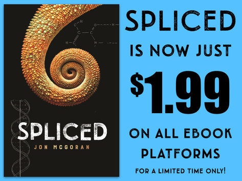 Spliced is Just $1.99!