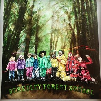 Berkeley Forest School Rainbow