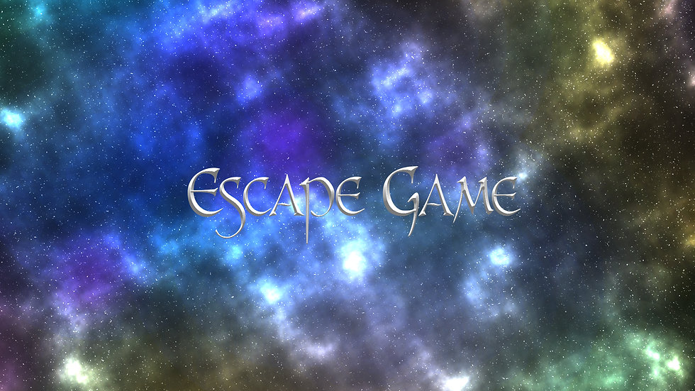 "Escape Game ""La Grotte enchantée"""