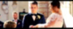 les mariés à l'eglise