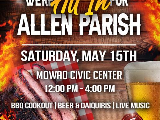 We're All In for Allen Parish