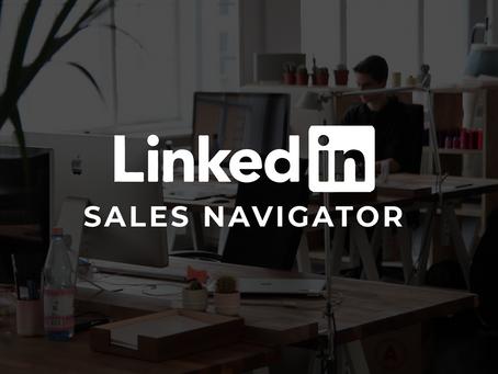 ¿Qué es Sales Navigator?