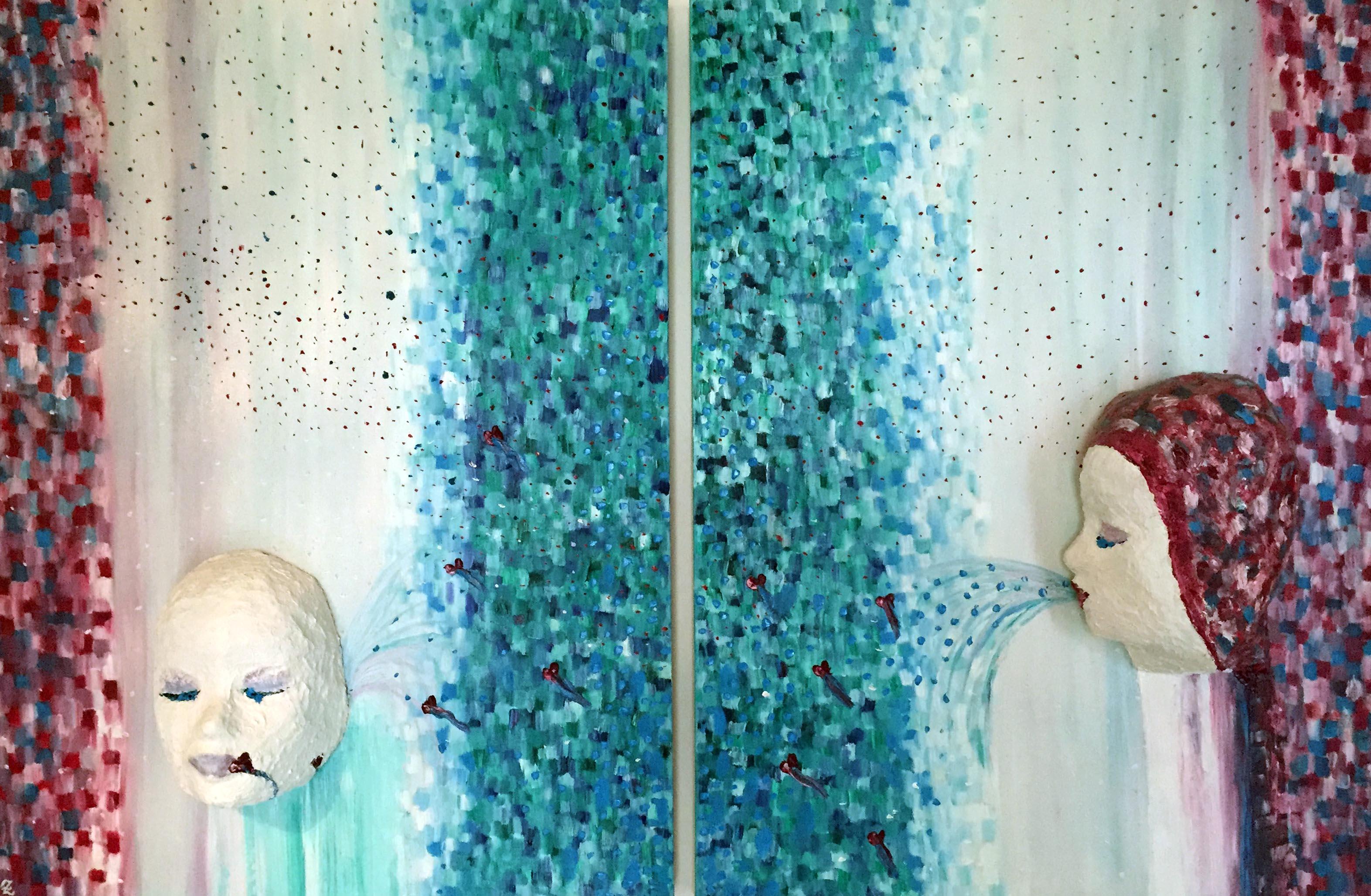 Soul shower.