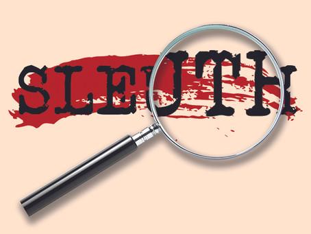 Mystery Thriller SLEUTH opens September 30
