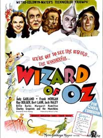 Follow the Yellow Brick Road to the Playhouse! Wizard of Oz 2 screenings in the theatre Sat, June 12