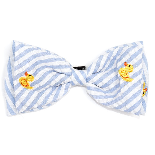 Fancy Pants Ducky Bow Tie