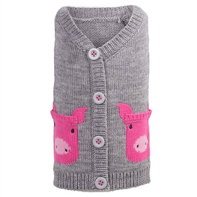 Pretty Piggy Sweater