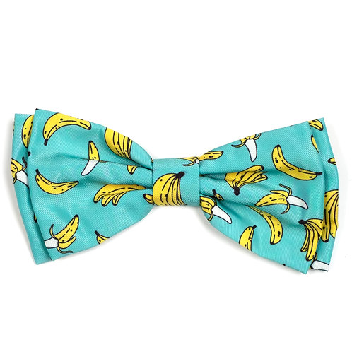 Nanner Banner Bow Tie