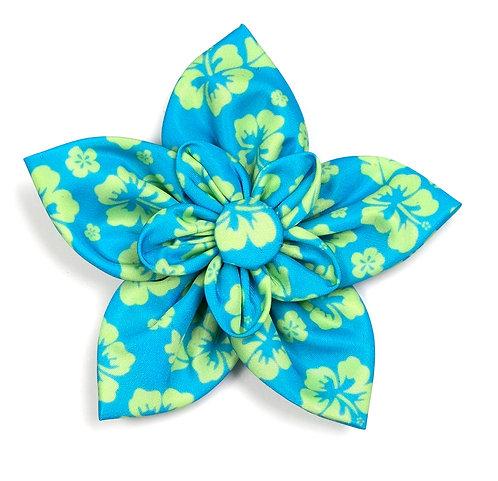 Aloha Flower Tie