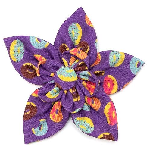 Amazing Glaze Flower Tie