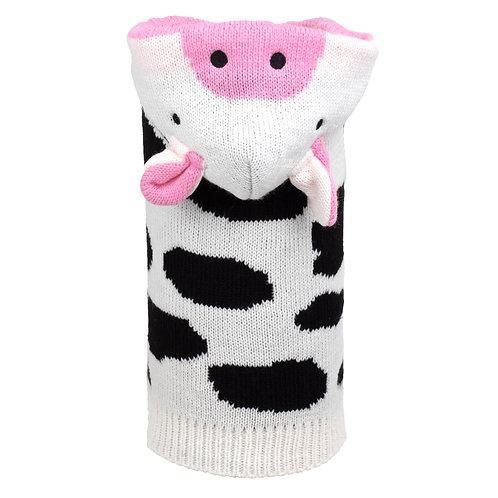 Cutie Pie Cow Hoodie