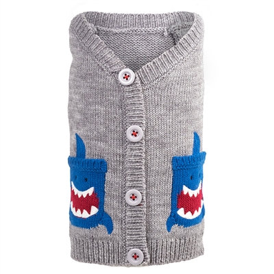 Teddy Shark Sweater