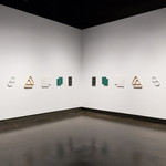 The Closer Together Things Are at UWAG, installation view (Roula Partheniou)