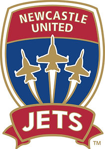 Newcastle United Jets FC Logo No TWCS.jp