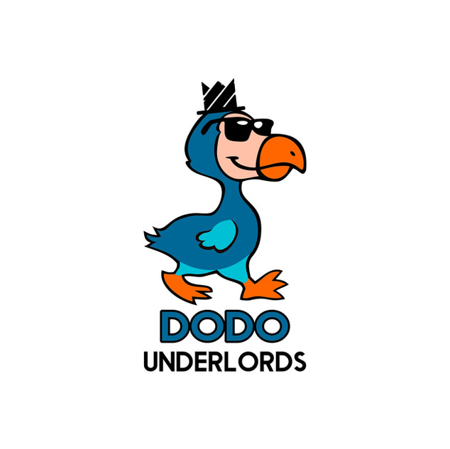 Логотип для Youtube канала  DODO UNDERLORDS  2020
