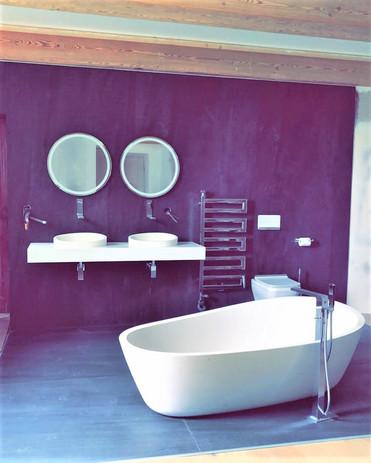 Salle de bain à Marennes