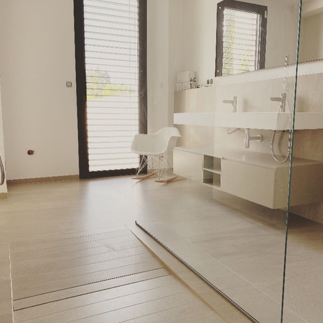 Rénovation salle de bain Dardilly