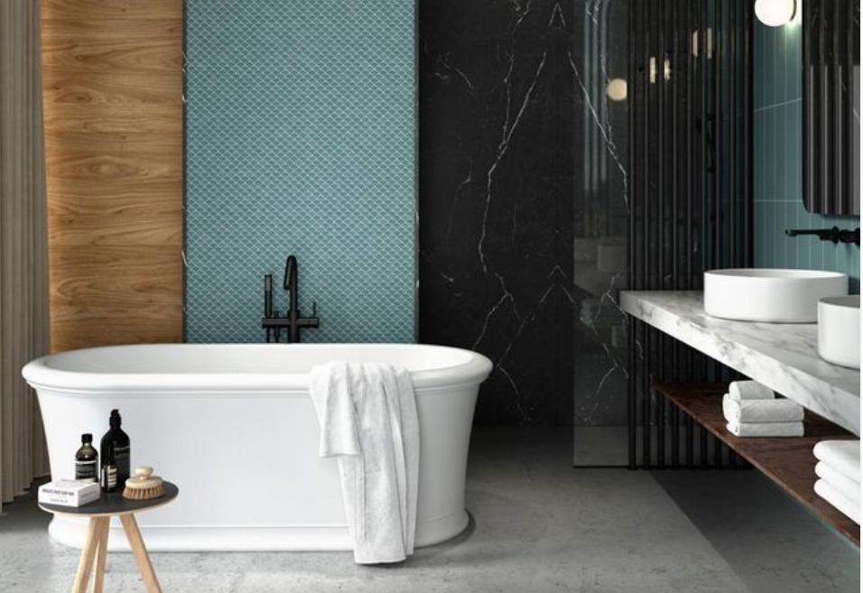 Création de salles de bains Lyon