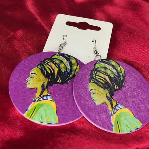 Earrings (Medium sized set)