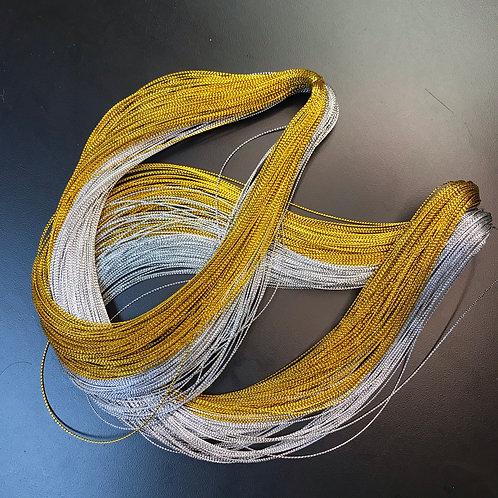 Stretechable Braiding Hair Strings